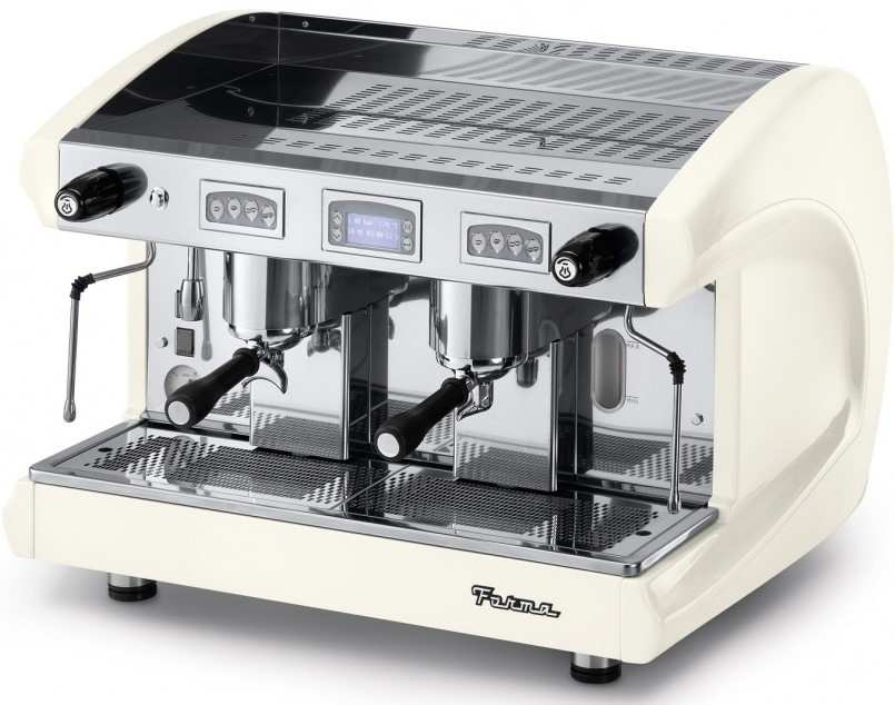 Profesionální kávovar Astoria MCE Forma SAE2 Display White Pearl Metallic